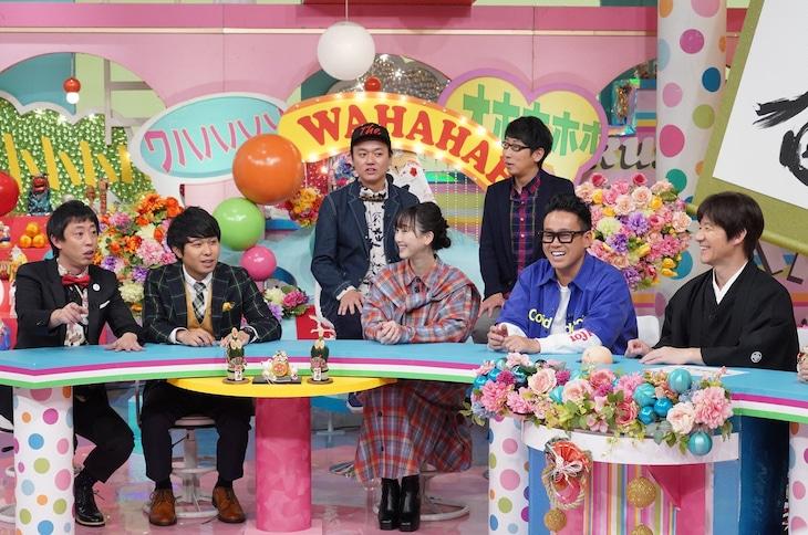 「笑神様は突然に…2020元日SP」のワンシーン。(c)日本テレビ