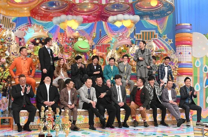 「アメトーーク大賞2019」の出演者たち。(c)テレビ朝日