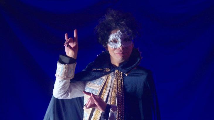 「オリガミの魔女と博士の四角い時間 スペシャル」より。(c)NHK