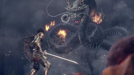 CM「『龍が如く』がRPGへ篇」より。(c)SEGA
