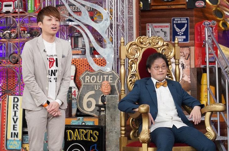 アインシュタイン (c)日本テレビ