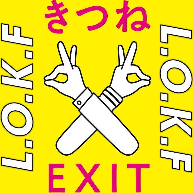 「L.O.K.F」配信ビジュアル
