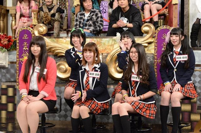 燃えこれ学園 (c)日本テレビ