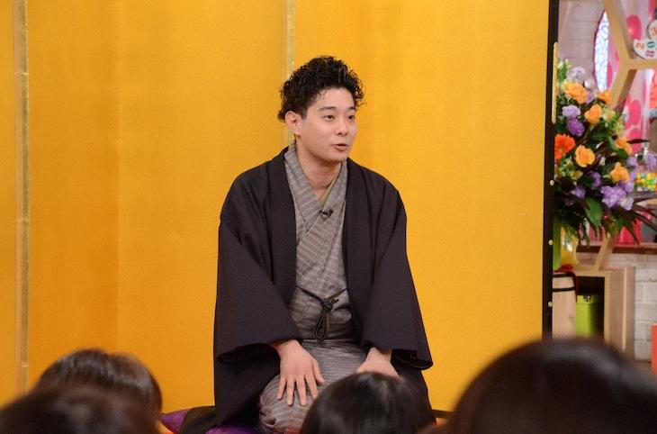 柳亭小痴楽 (c)日本テレビ