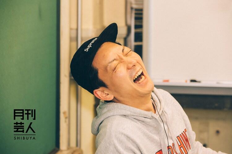 「月刊芸人SHIBUYA」2月号のニューヨーク特集より。