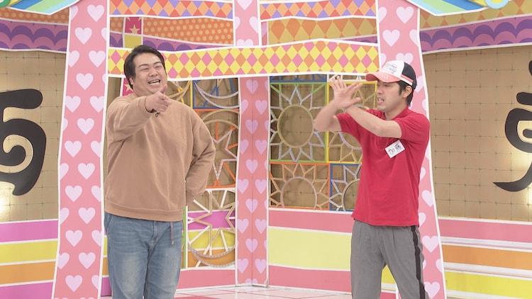 わらふぢなるお (c)中京テレビ