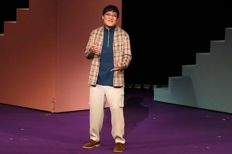 「山里亮太の1024」のワンシーン。