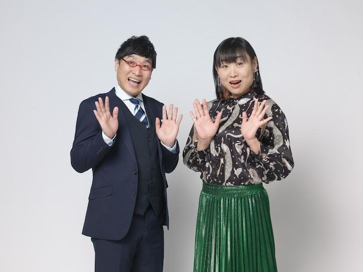 南海キャンディーズ (c)静岡第一テレビ