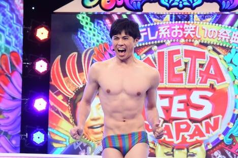 小島よしお (c)日本テレビ
