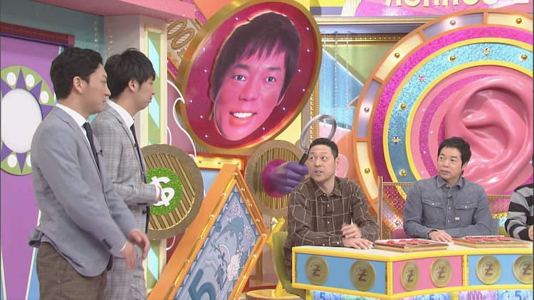 (左から)ニューヨーク、東野幸治、今田耕司。(c)CBC