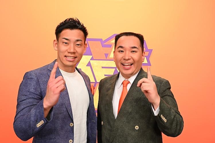 ミルクボーイ (c)TBS