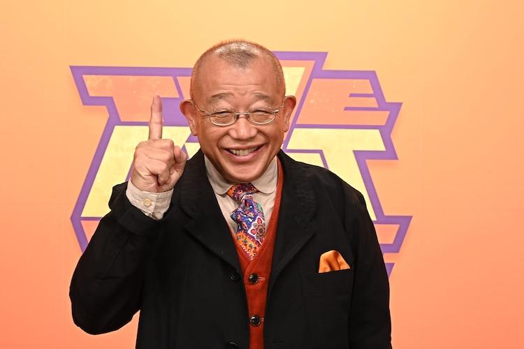 笑福亭鶴瓶 (c)TBS