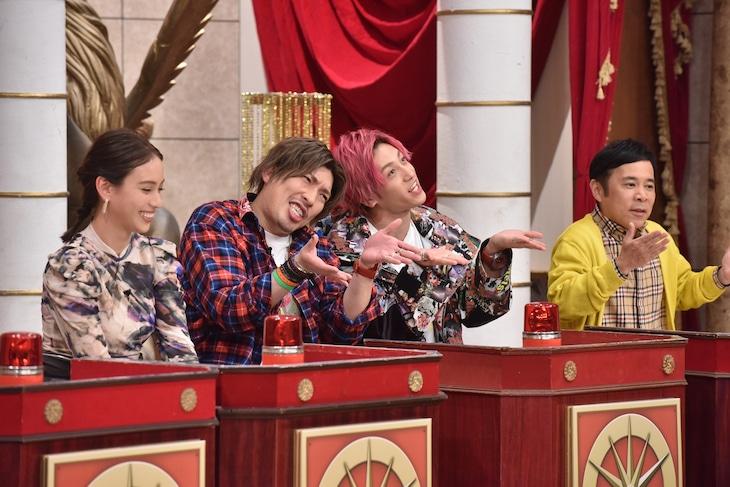 「ぐるぐるナインティナイン 2時間スペシャル」のワンシーン。(c)日本テレビ