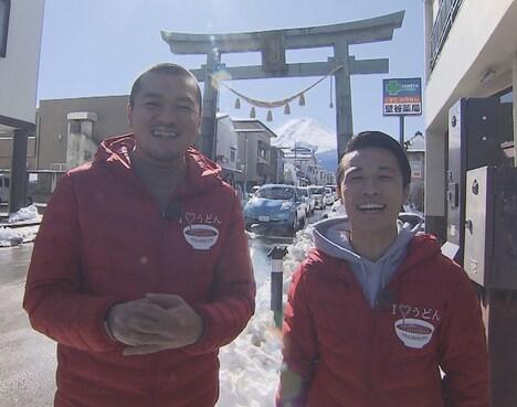 カミナリ (c)テレビ西日本