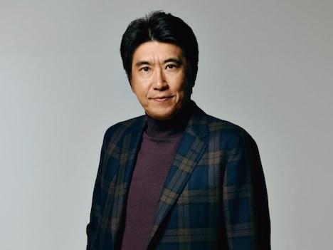 石橋貴明、新番組で焚き火を囲んでスロートーク「打倒ヒロシ!」