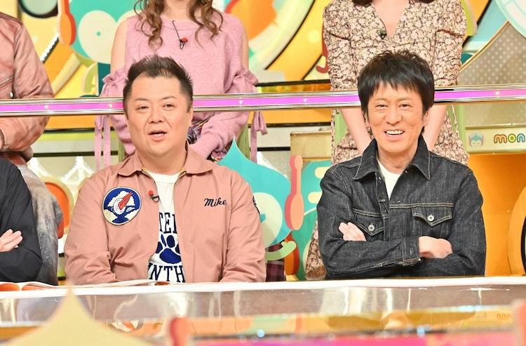 MCのブラックマヨネーズ。(c)TBS