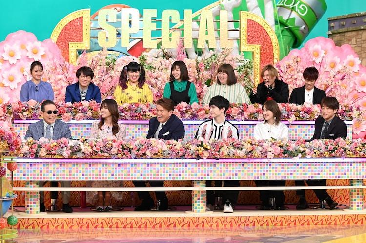 「ザ!世界仰天ニュース」4時間スペシャルのワンシーン。(c)日本テレビ