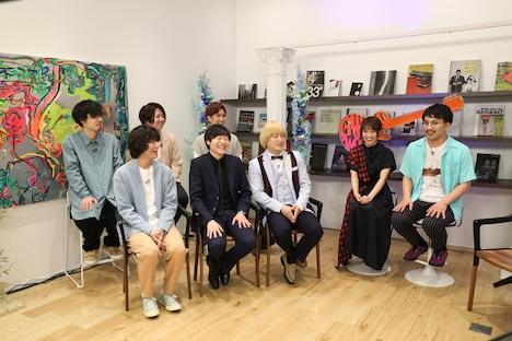 「ギュッとミュージック」3月26日放送回のワンシーン。(c)関西テレビ