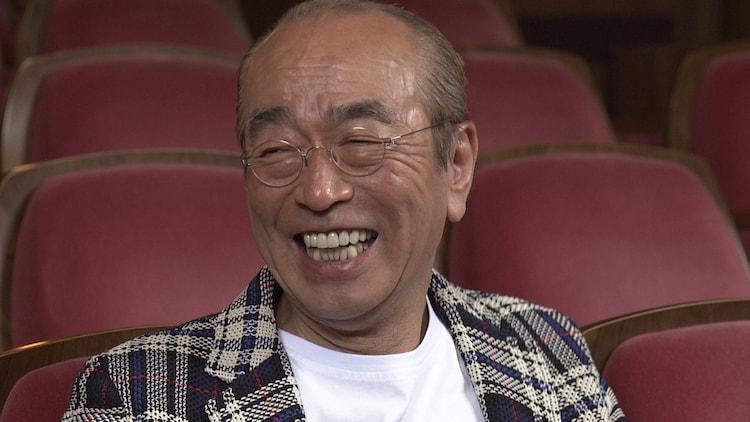 志村けん (c)NHK