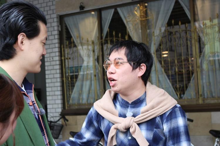 「霜降り明星のあてみなげ」のワンシーン。(c)静岡朝日テレビ