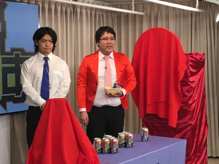 マヂカルラブリー (c)テレビ東京