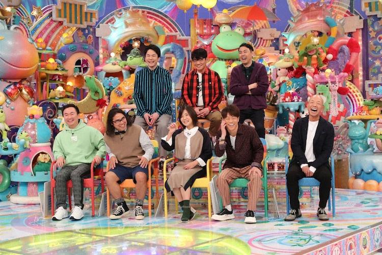 「アメトーーク!」に集結する「実はみちょぱスゴイぞ芸人」。(c)テレビ朝日