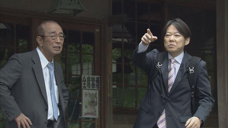 「となりのシムラ#5」より。(c)NHK