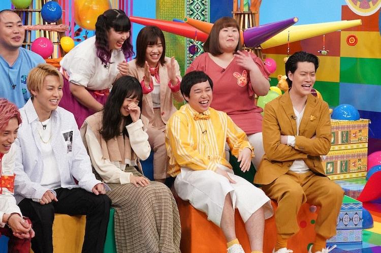 「第7キングダム」のワンシーン。(c)日本テレビ