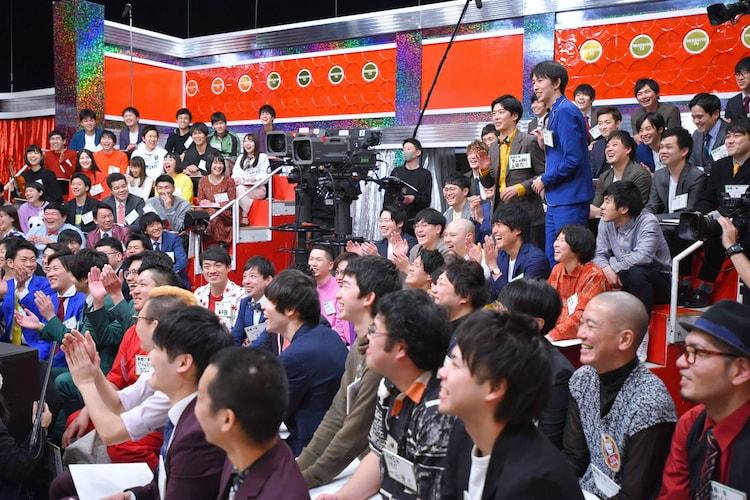 「痛快!明石家電視台」4月6日放送回より。(c)MBS