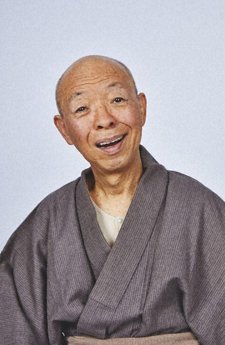 坂田利夫演じる大沢木金鉄。