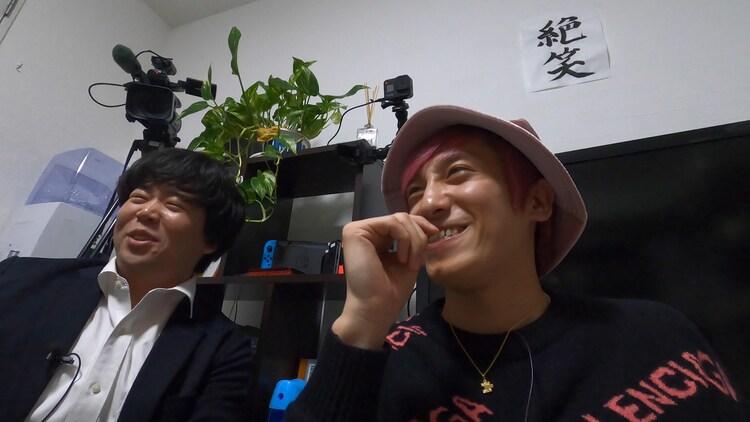 (左から)宮下草薙・草薙、EXIT兼近。(c)テレビ朝日