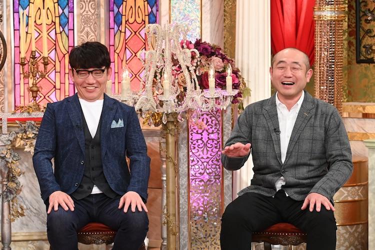 ずん (c)テレビ朝日