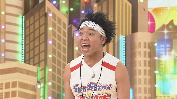 サンシャイン池崎 (c)NHK