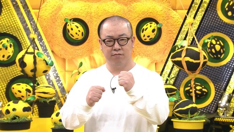 ルシファー吉岡 (c)テレビ朝日
