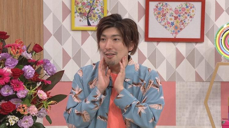 EXITりんたろー。 (c)日本テレビ