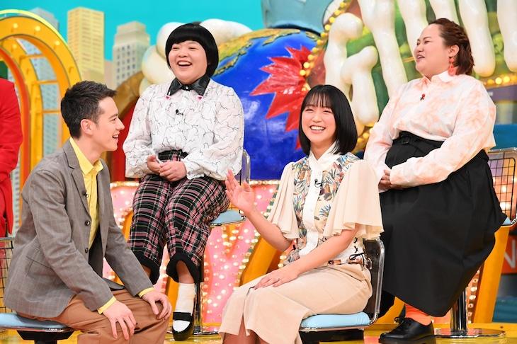 「ザ!世界仰天ニュース 美にこだわりすぎた人々&顔面崩壊からの復活2時間スペシャル」のワンシーン。(c)日本テレビ