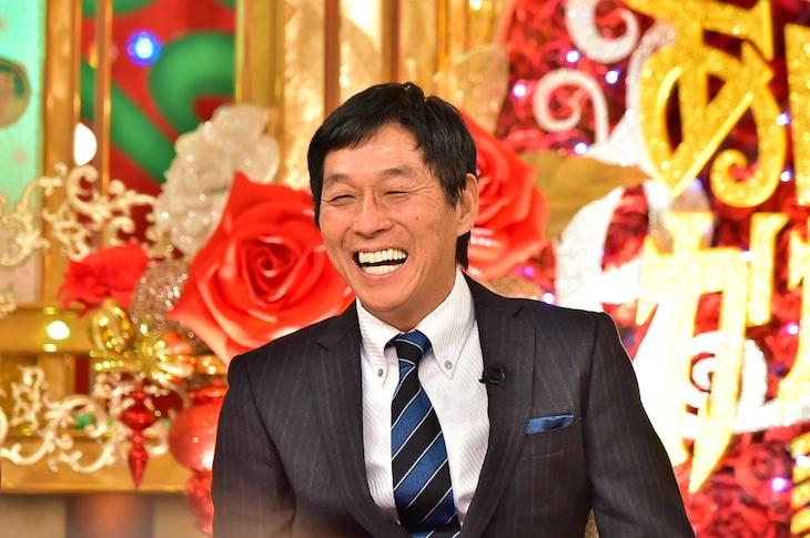 明石家さんま (c)TBS