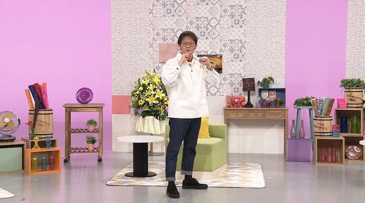 アインシュタイン稲田 (c)日本テレビ