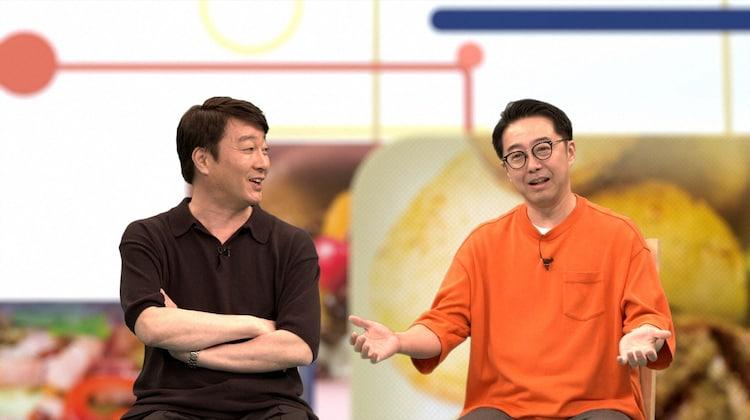「人生最高レストラン」に出演する(左から)加藤浩次、おぎやはぎ矢作。(c)TBS