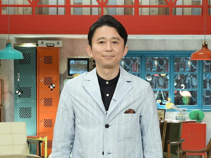 「有吉ジャポンII ジロジロ有吉」MCの有吉弘行。(c)TBS