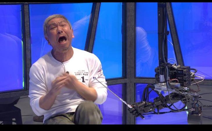 「FREEZE」シーズン2に参戦する松本人志。