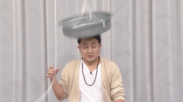 チョコレートプラネット松尾 (c)日本テレビ