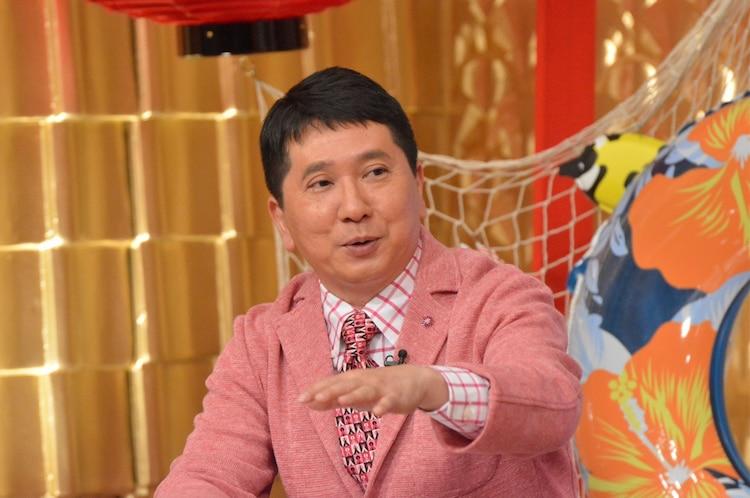 爆笑問題・田中 (c)日本テレビ