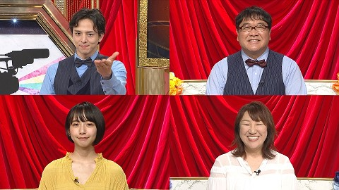「スポーツ撮れちゃった!フィルムフェスティバル~2020夏~」の出演者たち。(c)日本テレビ