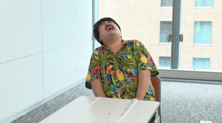 空気階段・鈴木もぐら (c)日本テレビ
