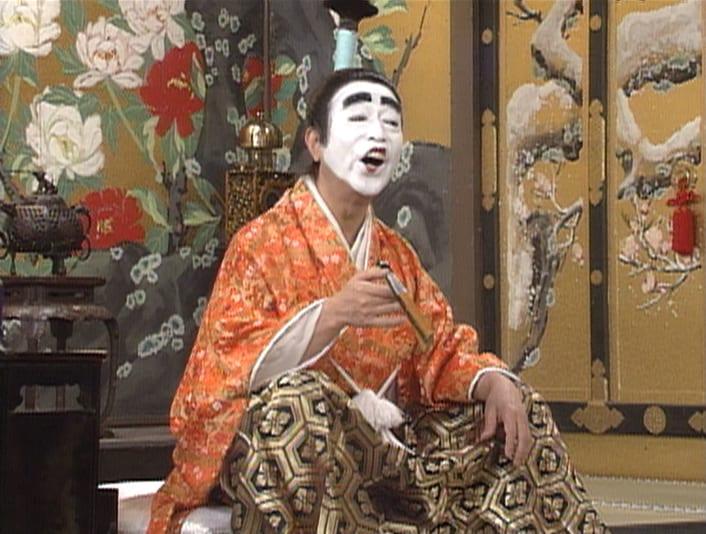 「志村けんのバカ殿様 2003お年玉スペシャル(03.1.4)」に出演する志村けん。(c)イザワオフィス