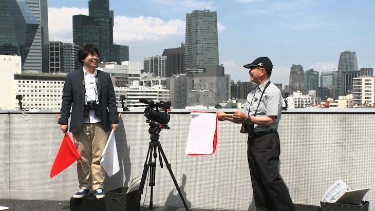 「タモリ倶楽部」に出演する宮下草薙・草薙(左)。(c)テレビ朝日