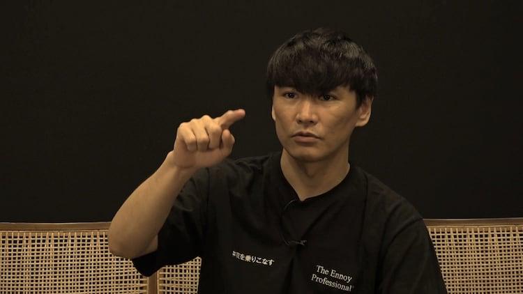 山口一郎 (c)日本テレビ