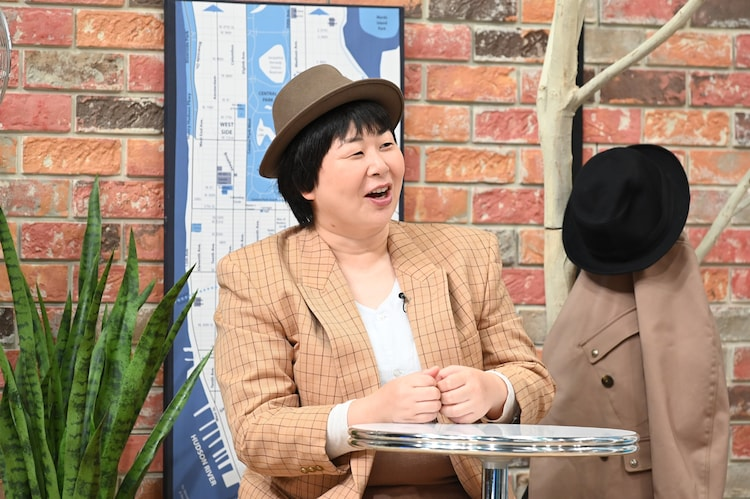 森三中・大島 (c)中京テレビ