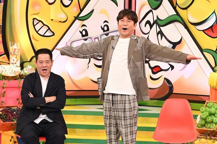 FUJIWARA (c)TBS